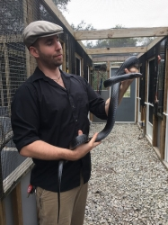 Michael G. Starkey: Co-Founder of Save the Snakes