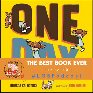 The Best Book Ever [this week] - August 2, 2015