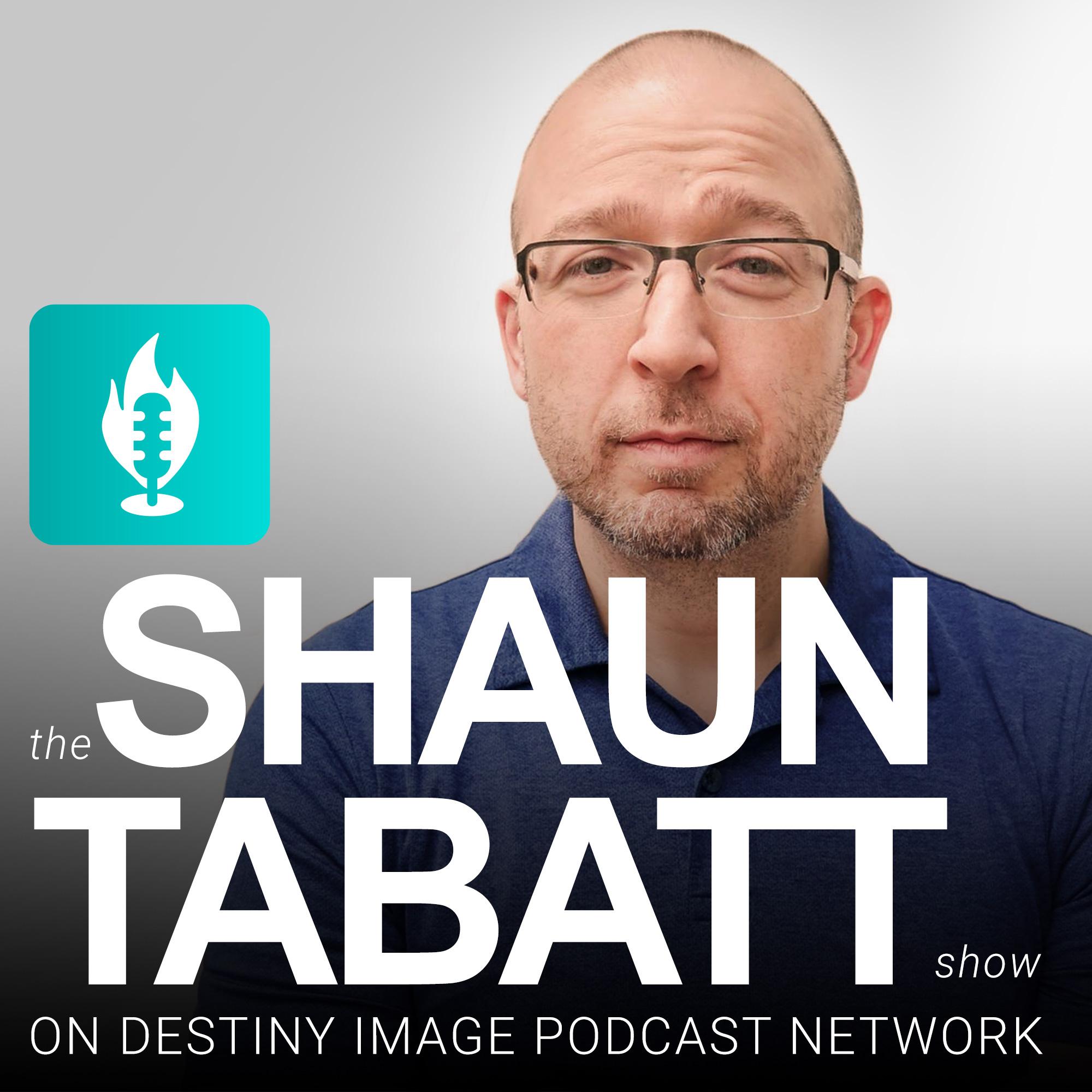 The Shaun Tabatt Show show art