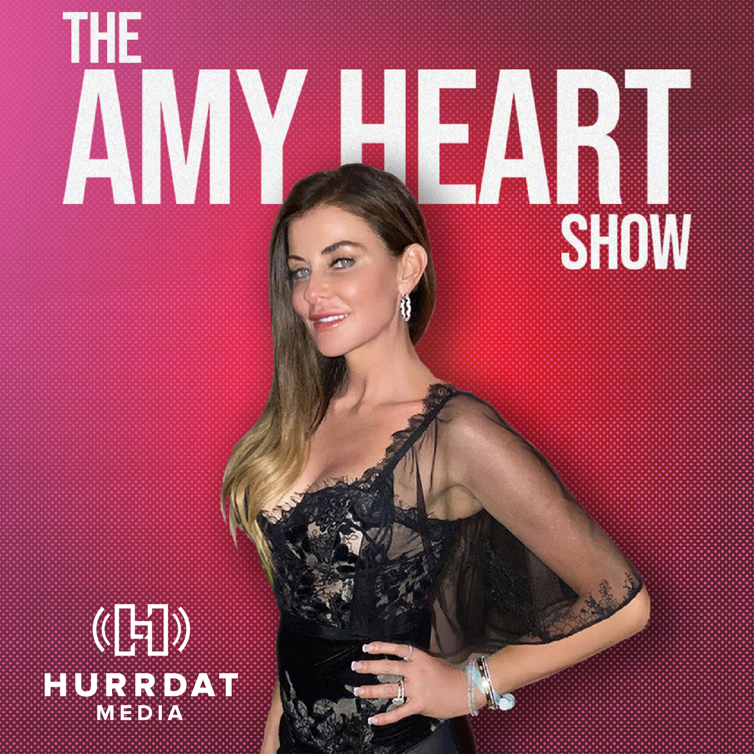 The Amy Heart Show show art