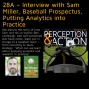 Artwork for 28A – Interview with Sam Miller, Baseball Prospectus, Putting Analytics into Practice