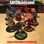 Artwork for SAFCOcast 10: Traveller talk and Superheroes!
