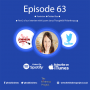 Artwork for Episode 63 - Feminism, Twitter Bios and we have part 2 of our interview with Lauren Janus from Thoughtful Philanthropy