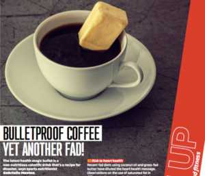 Bullet proof coffee & Fasting basics