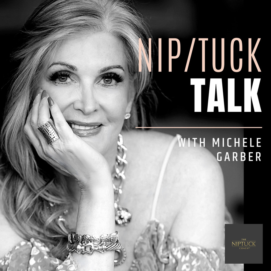 The NipTuck Talk Show: Honest Talk about Beauty, Self Love, Plastic Surgery and Aging show art