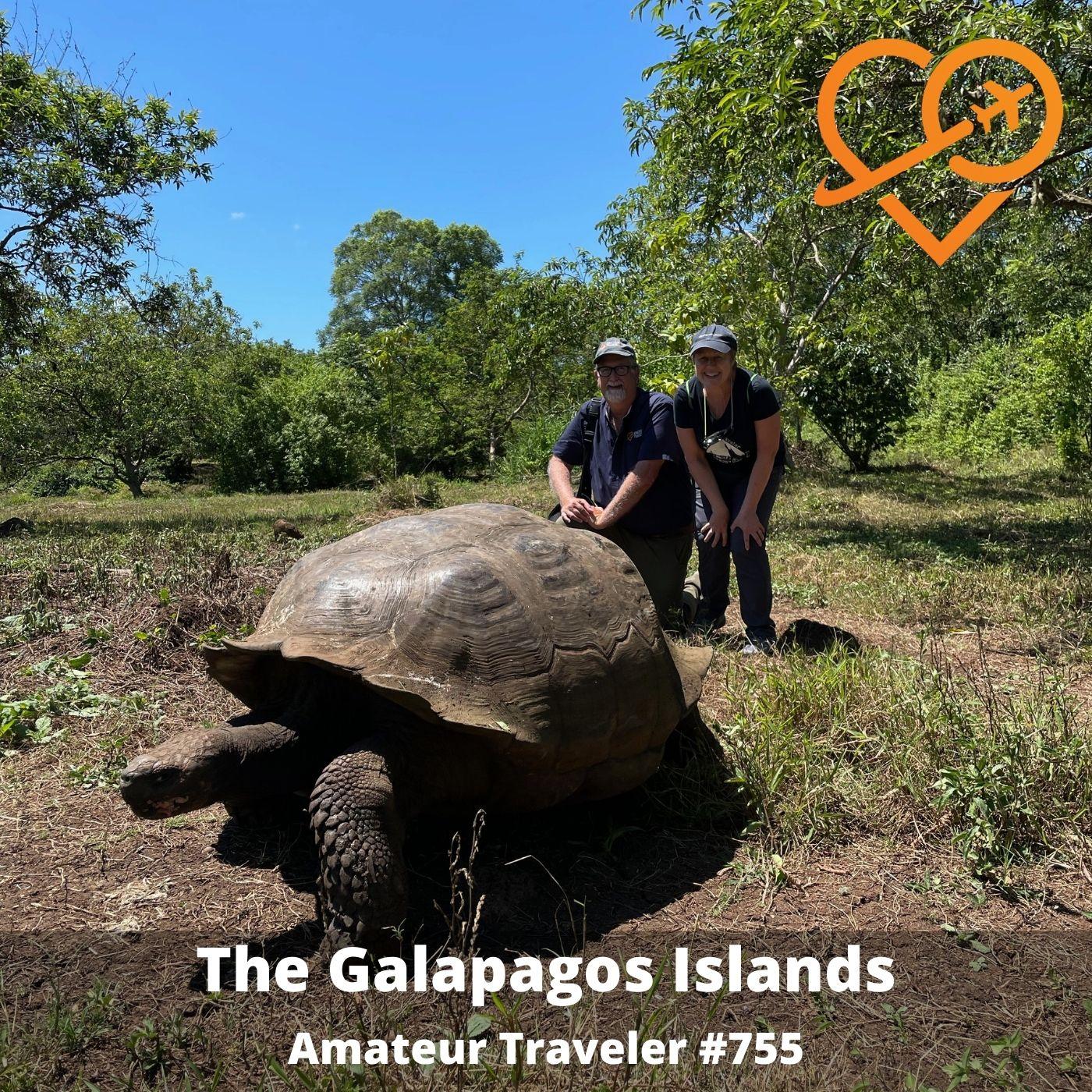 AT#755 - Travel to the Galapagos Islands, Ecuador