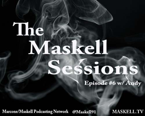 Artwork for The Maskell Sessions - Ep. 6 w/ Andy