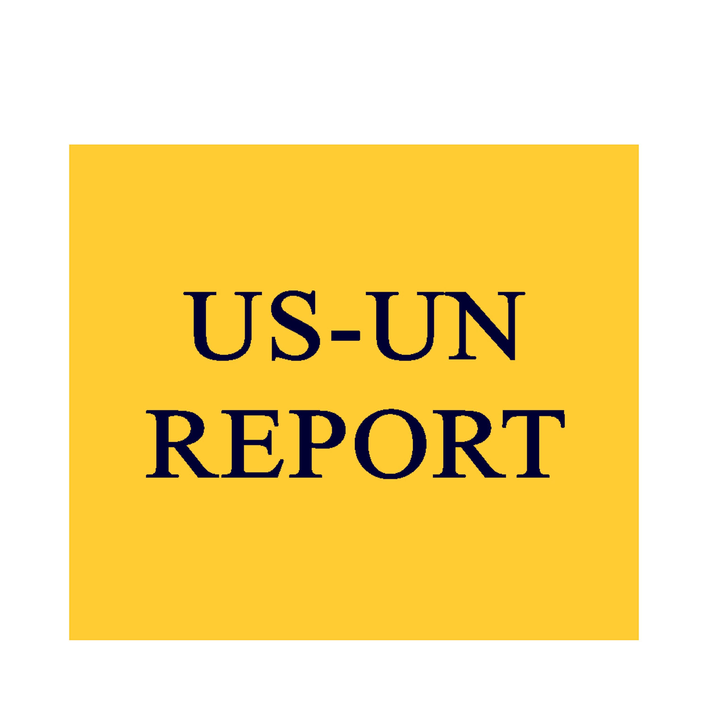 US-UN REPORT logo