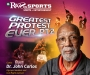 Artwork for Greatest Protest Ever Pt. 2 w/Dr. John Carlos| R&R on Sports | KUDZUKIAN