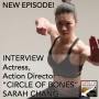 Artwork for INTERVIEW: SARAH CHANG, actress, action director, BLOODHUNTERS, THE TRIGONAL