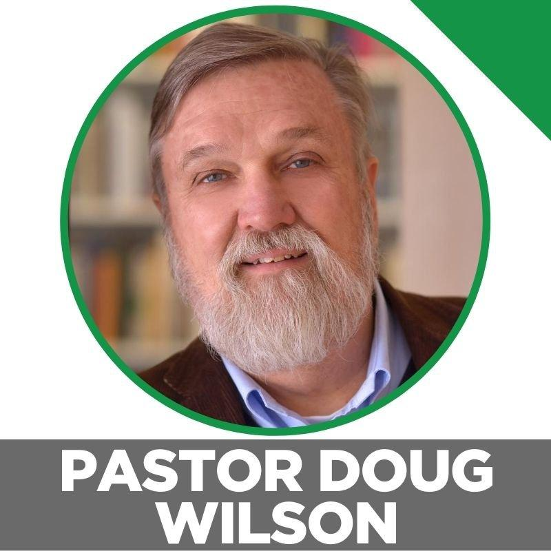 Why Your Pursuit Of A Better Body & The Perfect Diet Is Never Going To Make You Happy, How Christians Should Make Food Choices, The Ultimate Source Of Joy & Much More With Doug Wilson.