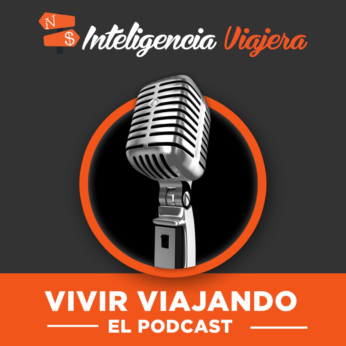Vivir Viajando, el podcast de Antonio G. show art