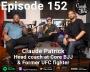 Artwork for Episode 152 – Claude Patrick – Head coach at Core BJJ & former UFC fighter
