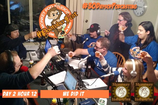 Day 26:The End Of Podtoberfest