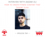 Artwork for LTBP #154 - Aadam Ali: How to Create Fitness Content That Doesn't Suck