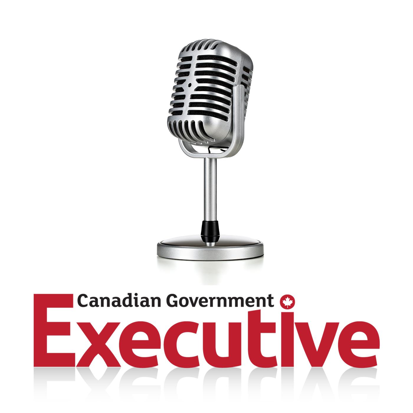 Canadian Government Executive Radio show art
