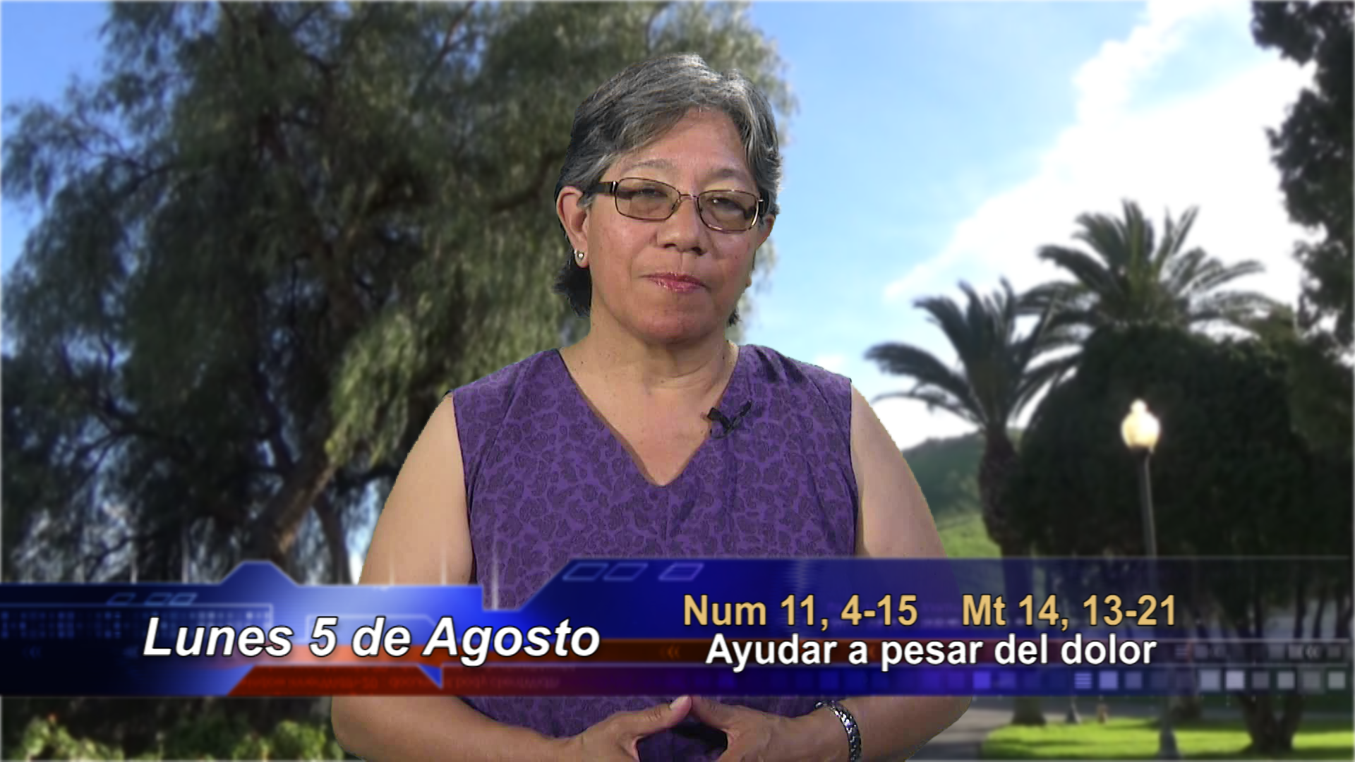 Artwork for Dios te Habla con Lidia Mendoza; Tema el hoy:  AYUDAR A PESAR DEL DOLOR