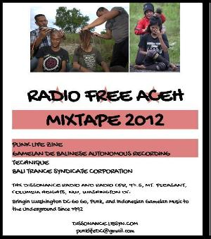 1-24-12 Punk Life Zine presents: Radio Free Aceh