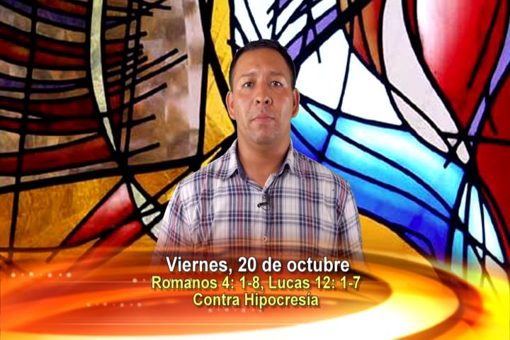 Artwork for  Dios te Habla con Cristian Fernando . El tema: Contra hipocresía