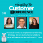 Artwork for 071: Practical Tactics to Implement a Winning Strategy Driven by Customer Lifetime Value with Peter Fader and Sarah E. Toms