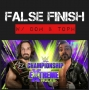 """Artwork for False Finish #19: """"The One Where The Rules Are Extreme!"""""""
