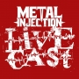 Artwork for METAL INJECTION LIVECAST #506 - Throwball with CRADLE OF FILTH's Dani Filth
