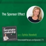 Artwork for The Sponsor Effect with Sylvia Ann Hewlett