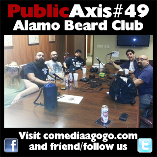 Public Axis #49: Alamo Beard Club