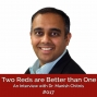 Artwork for S2 E17: An Interview with Dr. Manish Chitnis