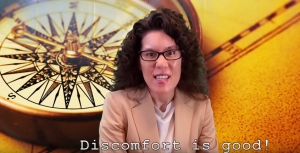 Embrace discomfort for better time management