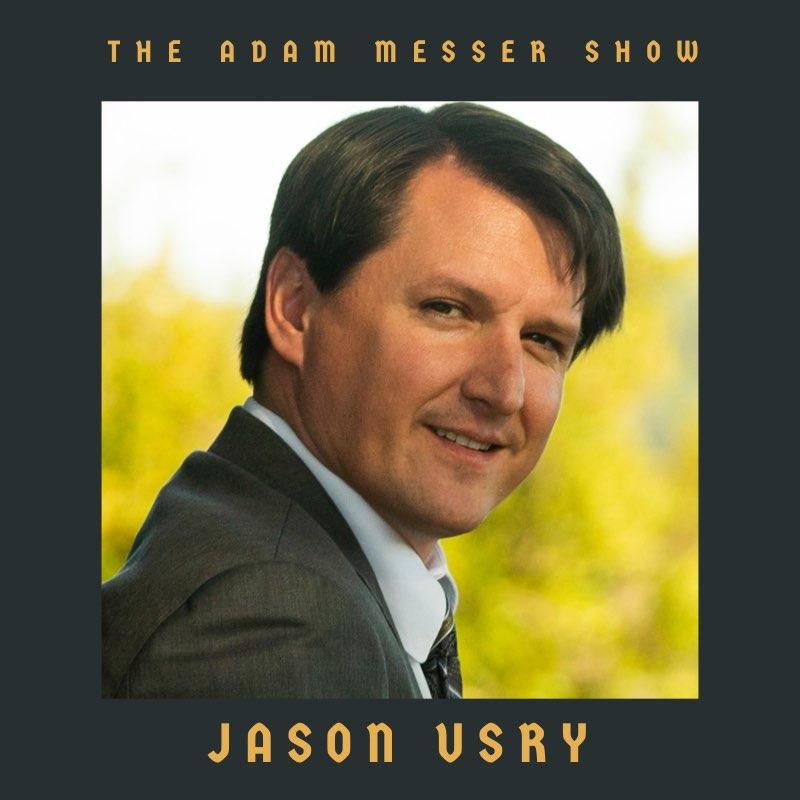 #66 Jason Usry - part one show art