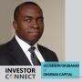 Artwork for Investor Connect - 394 - Olusegun Okubanjo of Obsidian Capital