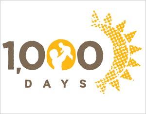 1000 Days - Week #9