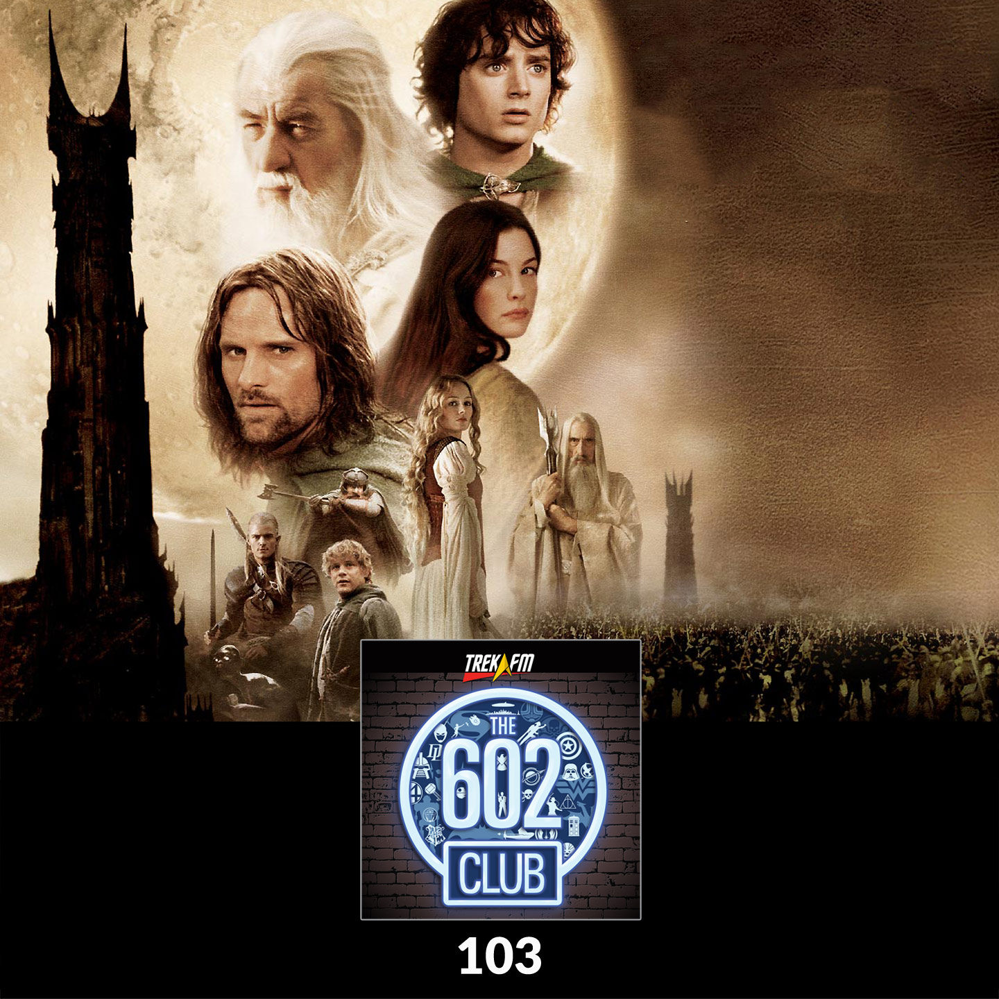 103: Middle Earth Alamo