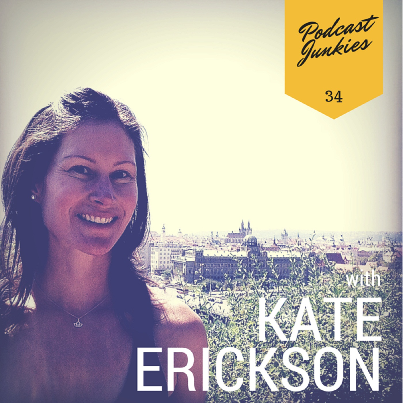 034 Kate Erickson | The Woman Behind Entrepreneur On Fire Finds Her Own Podcasting Feet