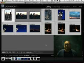 Export from Lightroom to your iPod, Apple TV or iPhone via iPhoto