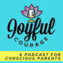 Artwork for Eps 127:  A solo show about WHY our job is to hold space for our kids and HOW to do it
