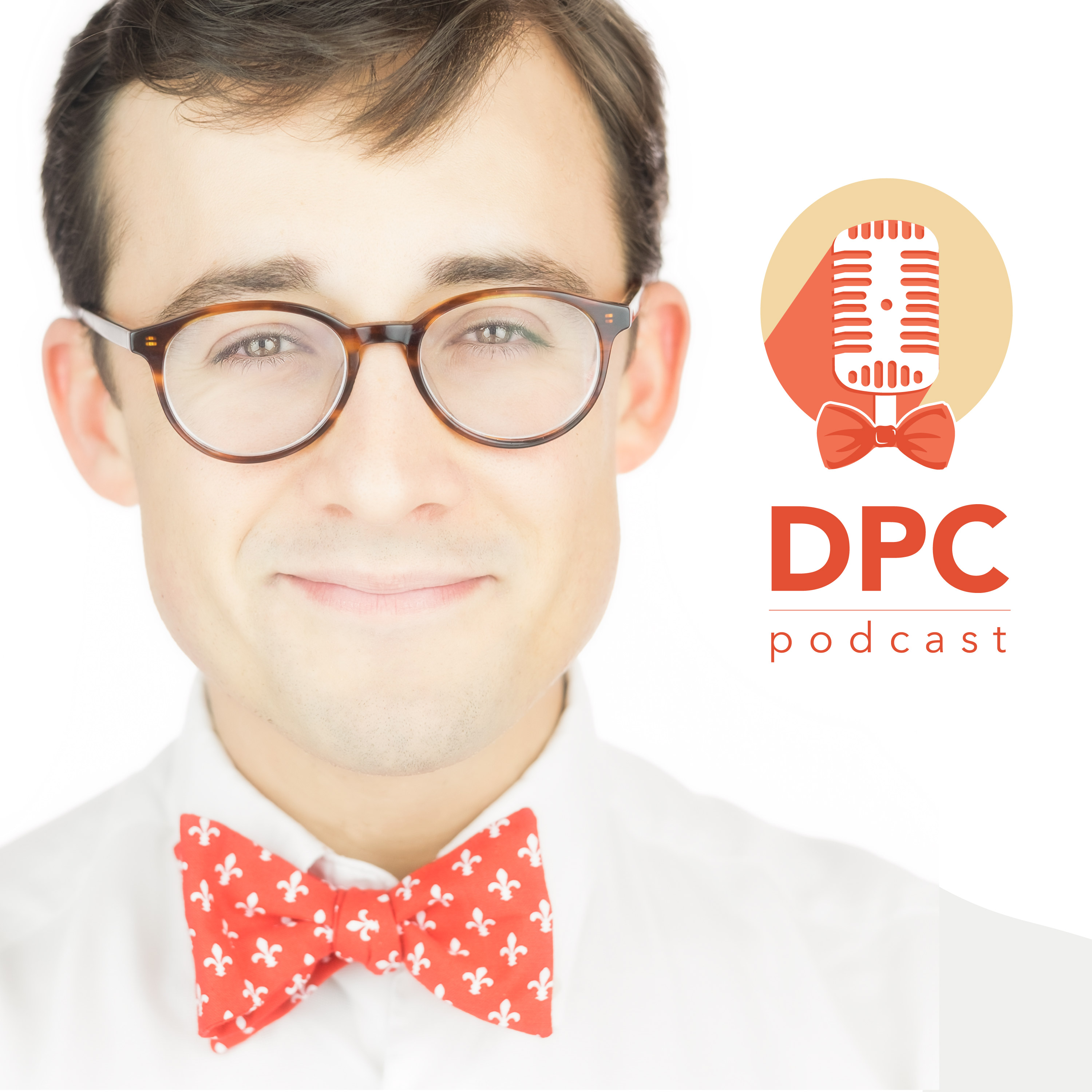 The Direct Primary Care Podcast Show show art
