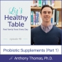 Artwork for 48: Probiotic Supplements (Part 1) with Anthony Thomas, Ph.D.