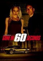#115; Gone in 60 Second (Action Movie)