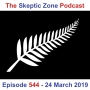 Artwork for The Skeptic Zone #544 - 24.March.2019
