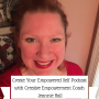 Artwork for Writing in your Jammies Podcast 47: The Empowered vs. the Control Freak