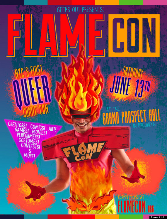 Comic Book Bears Podcast Issue #63 - With Joey And Josh From Geeks OUT Talking Flame Con!