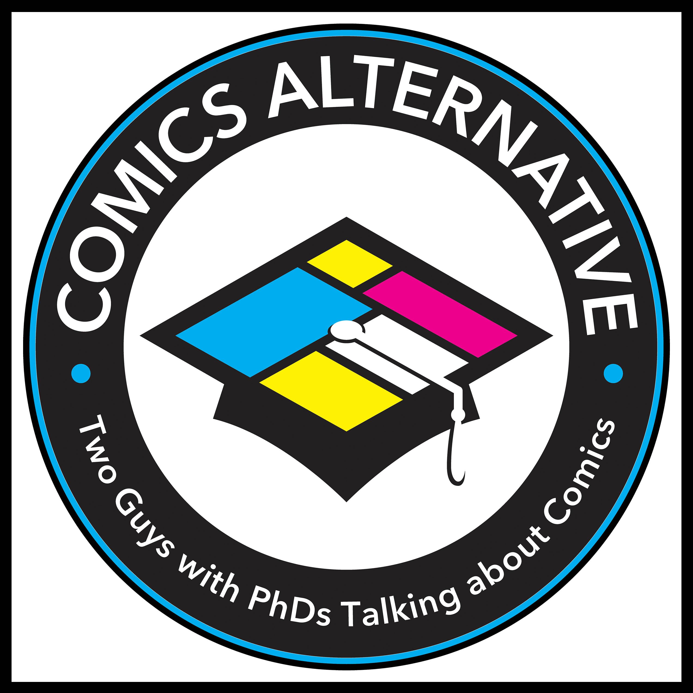 The Comics Alternative show art