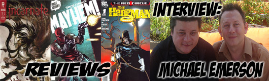Episode 215 - Get Lost at SDCC with Michael Emerson