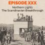 Artwork for Episode 30 - Northern Lights, The Scandinavian Press Freedom Breakthrough