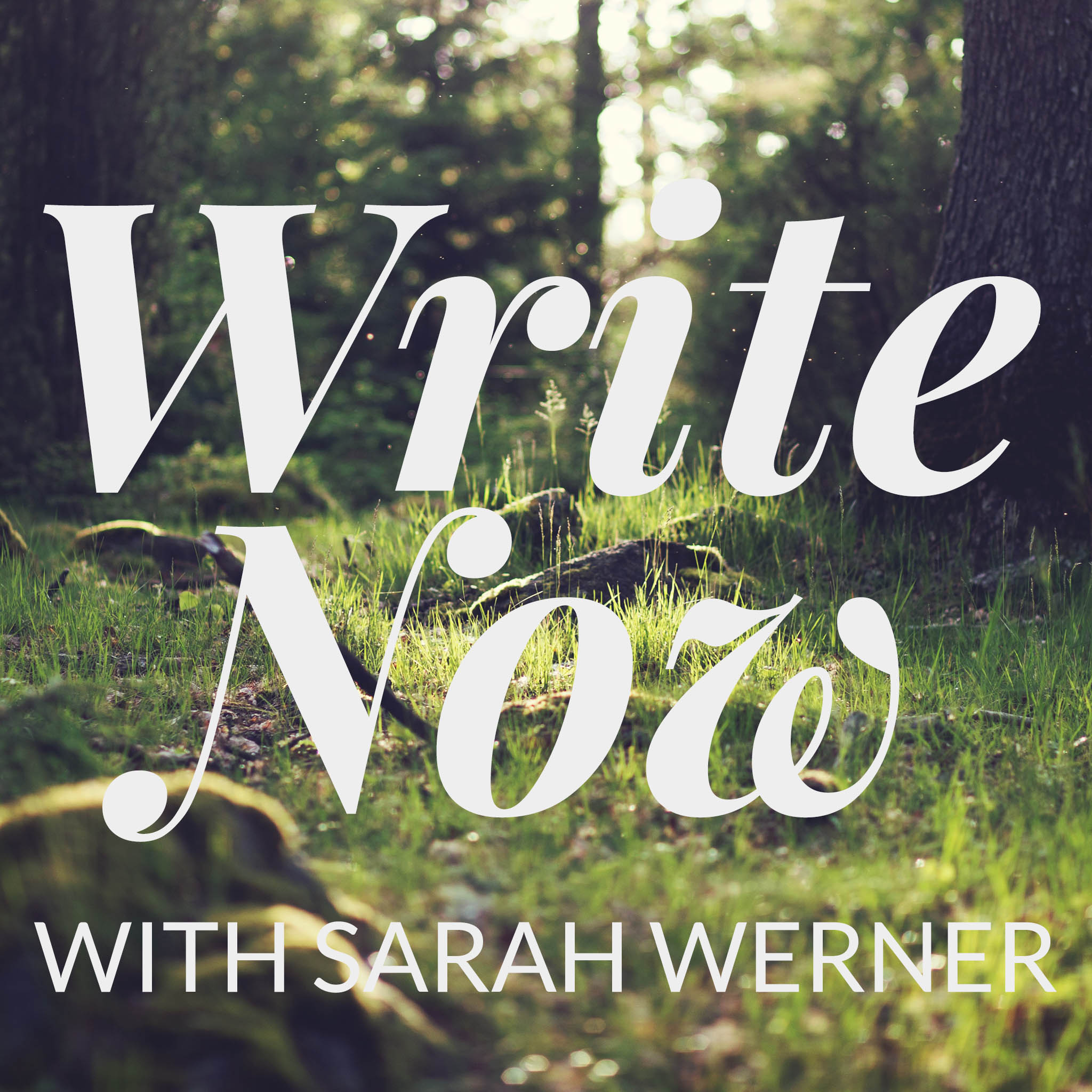 Artwork for How to Write When You Don't Feel Like Writing - WN 008