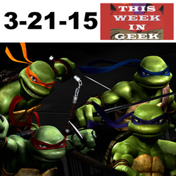 This Week in Geek 3-21-15 Live at the Blue Box
