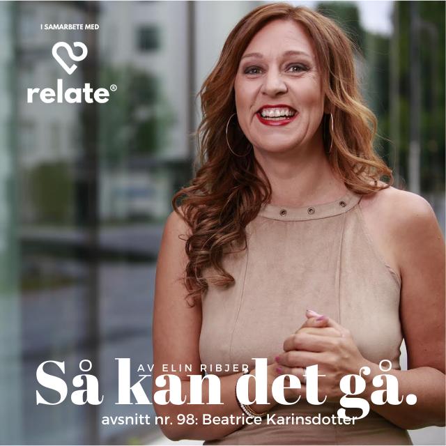 98. Beatrice Karinsdotter - För ett kärleksliv i vibration och trygghet