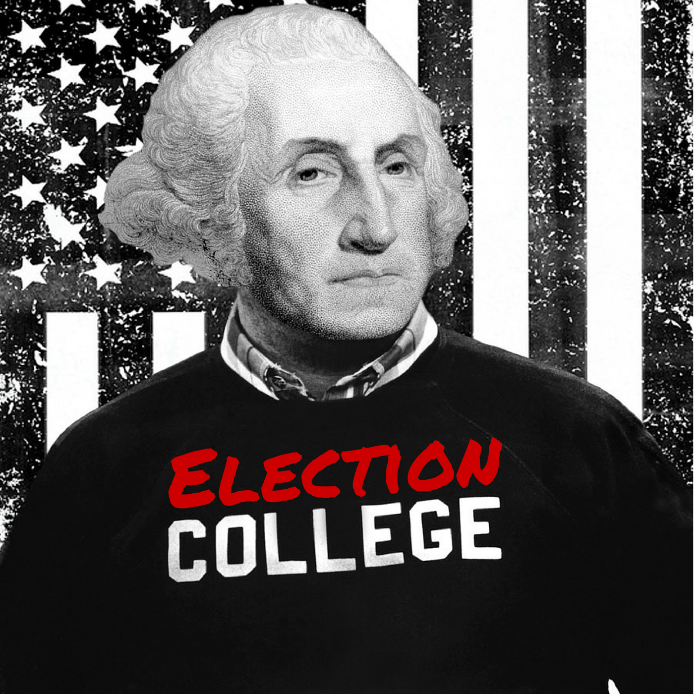 Election College | Presidential Election History show art